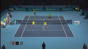 Barclays Atp World Tour Finals 2014 - Doubles Hot Shot