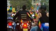 Танцовите паради се насочиха към Самбадром
