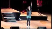 Vanessa Hudgens Live - First Bad Habit