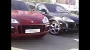 Porsche in Cyorus