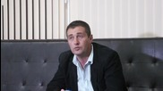 Нейков: Мачовете от А група на новия стадион, пари за осветление на стадионите в Пловдив има