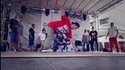 Стара Загора - Фестивал на уличния танц 2013 - [ upsmiledown.org ]