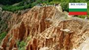 Стобски пирамиди-извънземен пейзаж в Западна Рила