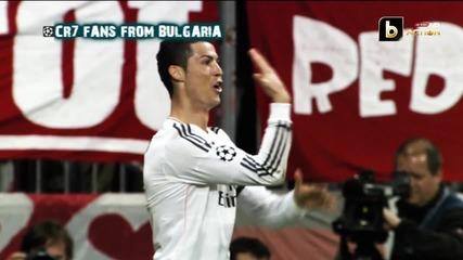 Кристиано Роналдо - Завръщането на Краля! H D