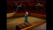 Courage The Cowardly Dog - Serpent of the Evil River(s02ep43),  Bg Audio
