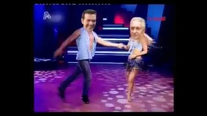 Al Tsantiri News » Dancing With Lakis ( 15 06 2010 ) Lazopoulos