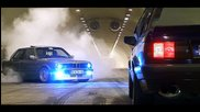 Bimmers in Tunnel 2013 - Burn & Drag