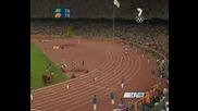 ! Лека Атлетика, 4 Х 100 М, Мъже, Финал !