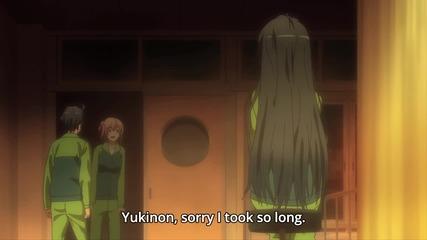 Yahari Ore no Seishun Love Comedy wa Machigatteiru Zoku - 11 Eng Subs [720p]