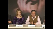INDIANA JONES - PRESS CONFERENCE CANNES FESTIVAL (PART 1)