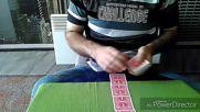 магически трик с карти- смяна на местата