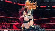 Becky Lynch vs. Ruby Riott: Raw, April 15, 2019