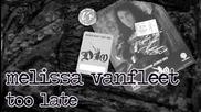 Melissa Vanfleet - Too Late ( Black Sabbath cover)