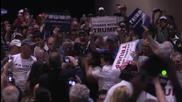 USA: Sarah Palin joins Trump despite husband's snowmobile crash