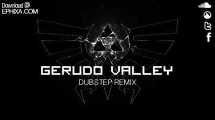 Gerudo Valley Dubstep Remix - Ephixa (download at www.ephixa.com Zelda Step)