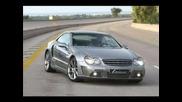 Mercedes Brabus And Slr