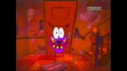 Courage The Cowardly Dog - Courage in the Big Stinkin City(s02ep30),  Bg Audio