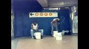 Street Drummer