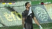 Евандро зарадва феновете на ЦСКА срещу Витоша