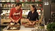 "Пикантен горещ шоколад и кускус с маслини и карфиол в ""Бон Апети"" (15.12.2014г.)"
