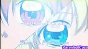 Kaito&luchia - Maron&chiaki - Because the Night