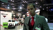 UAE: Hollywood movie cars star at Dubai Auto Show