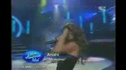 anahi mi delirio en latin american idol 2009