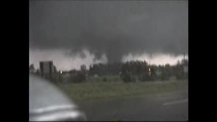 Торнадо В Oklahoma City May 3 1999