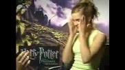 Emma Watson Удря Репортер