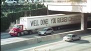 Най-дългия тир на света - wow... long truck... oh my god...