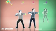 Robin Thicke ft. Pharrell Williams - Blurred Lines Just Dance 2014 Gameplay