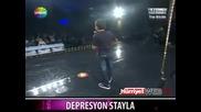 Depresyon Style .. Olmiyor Sensiz
