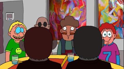 Brain Damage - Демо на анимационен сериал