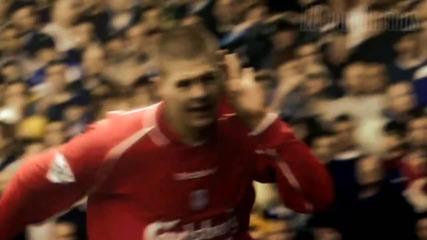 Steven Gerrard Liverpool Legend [hd]