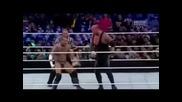 The Undertaker vs Cm-punk ( 21- 0 )