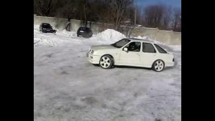Сиера 2.8 4х4 снежен донат...
