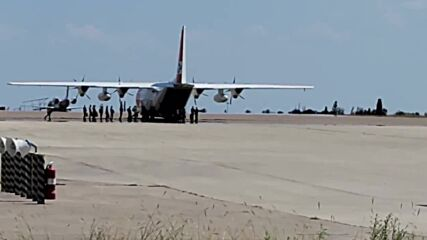 USA: Plane leaves Del Rio amid accelerated deportations of migrants