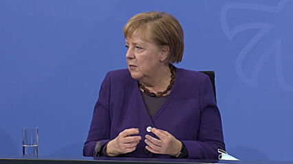 Germany: Merkel announces extension of partial lockdown until January 10