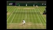 Wimbledon 2008 : Надал - Гулбис