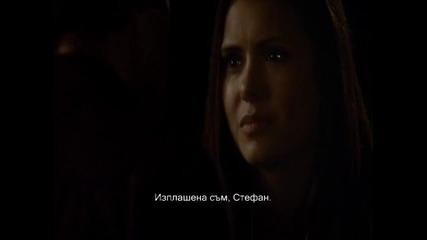 Stafan and Elena {vampire Diaries} (first kiss - season1 episode01)