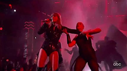 Taylor Swift - I Did Something Bad (live from the Amas 2018)