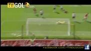 Ман Юнайтед 2:0 Фулъм - Гола на Бербатов