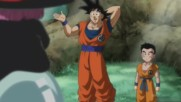 Dragon Ball Super 75 - Goku and Krillin! Back to the Old Familiar Training Ground!