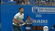 Hewitt vs Dimitrov - Queen's 2013 - New Balls, Please!