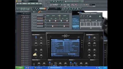 Demo techno music
