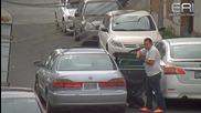 Улични гардове реагират светкавично, осуетяват кражба на изпечени авто апаши !
