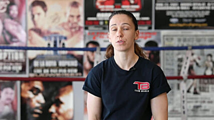 Canadian boxer challenges IOC after missing out on Olympic qualifiers while on maternity leave