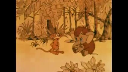 Мама для мамонтёнка - Руска анимация (превод)