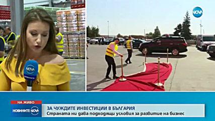"""Премиерът похвали свършеното по строежа на магистрала """"Европа"""""""