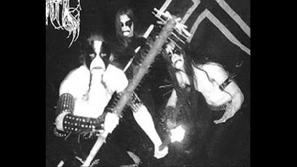 Immortal - Enslaved In Rot 1991